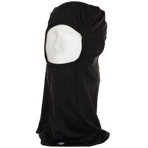 Балаклава  Face Underwear Black Crabgrab. Цвет: черный