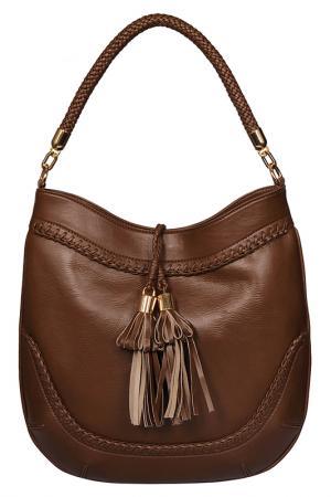 Bag Silvio Tossi. Цвет: brown