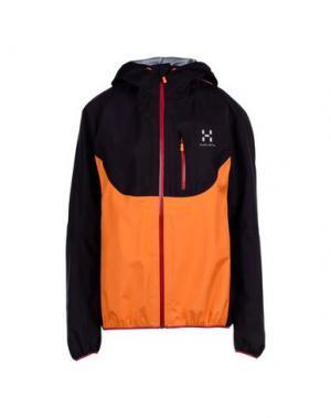 Куртка HAGLÖFS. Цвет: оранжевый