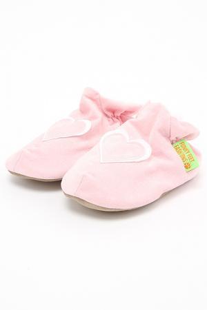Туфли домашние Funky Feet Fashions™. Цвет: розовый