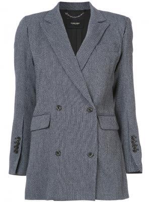 Double breasted blazer Rachel Comey. Цвет: синий