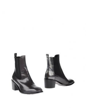 Полусапоги и высокие ботинки AGL ATTILIO GIUSTI LEOMBRUNI. Цвет: серый