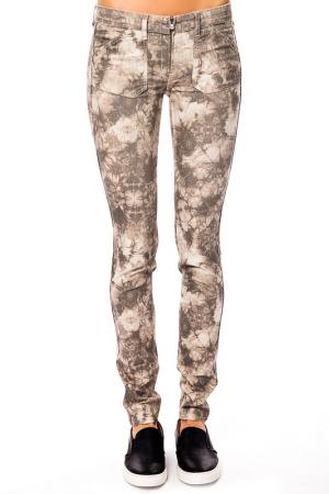 Pants Gas. Цвет: beige and gray