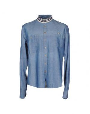 Pубашка MOLO ELEVEN. Цвет: синий