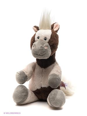 Мягкая игрушка Пони Пунита NICI. Цвет: белый, коричневый