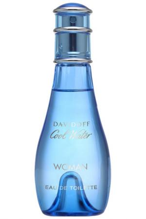 Cool Water EDT, 50 мл спрей Davidoff. Цвет: none