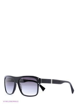 Солнцезащитные очки BLD 1522 104 Baldinini. Цвет: черный