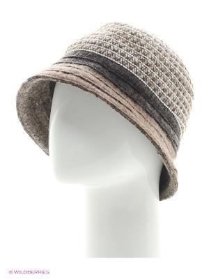 Шляпа Marini Silvano.. Цвет: бежевый, белый