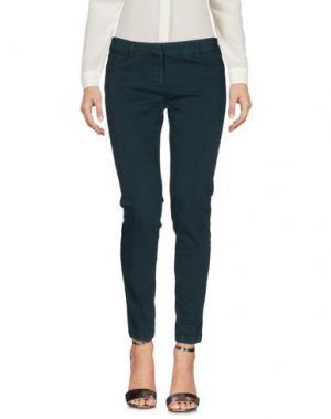 Повседневные брюки COAST WEBER & AHAUS. Цвет: темно-зеленый