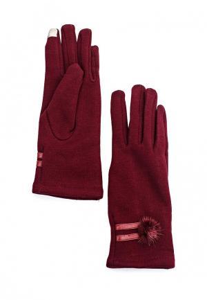 Перчатки Be.... Цвет: бордовый