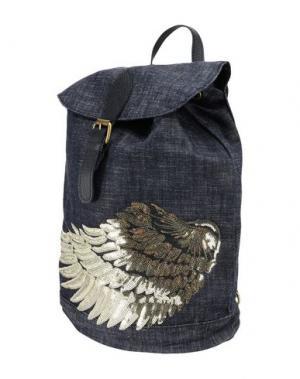 Рюкзаки и сумки на пояс GEORGE J. LOVE. Цвет: синий