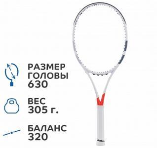 Ракетка для большого тенниса  Pure Strike 16X19 Unstrung Babolat