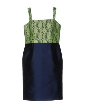 Платье до колена CAILAN'D. Цвет: светло-зеленый
