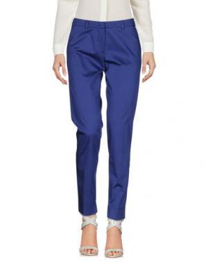 Повседневные брюки SEVENTY SERGIO TEGON. Цвет: синий
