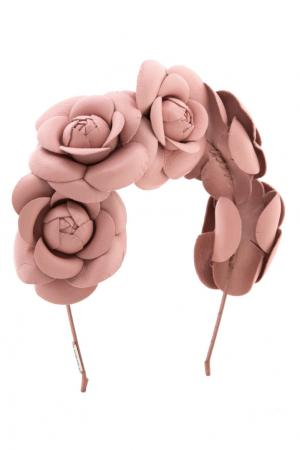 Аксессуар для волос Jennifer Behr. Цвет: розовый