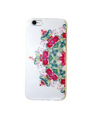 Чехол для iPhone 6/6s Lola. Цвет: белый, зеленый, красный