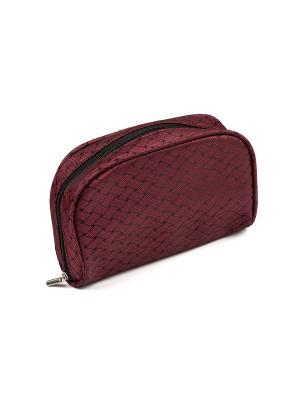 Косметичка из ткани WZ-2069 №3, red Zinger. Цвет: красный