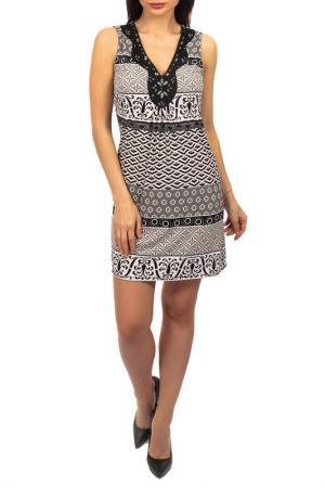 Платье Hale Bob. Цвет: черный