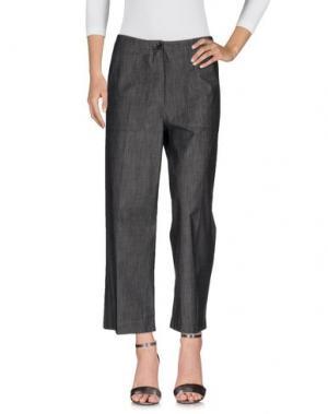Джинсовые брюки DEPARTMENT 5. Цвет: стальной серый