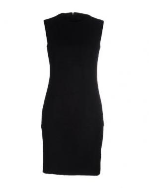Короткое платье NVL__NUVOLA. Цвет: черный