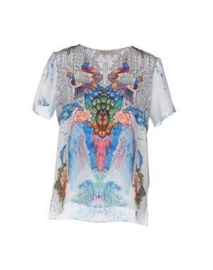 Блузка PICCIONE•PICCIONE. Цвет: белый