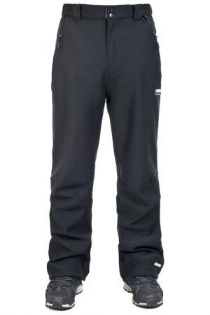 Спортивные штаны Trespass. Цвет: черный