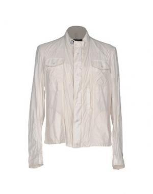Куртка AQUARAMA. Цвет: слоновая кость