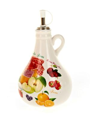 Бутылка для масла Джем, Polystar. Цвет: красный