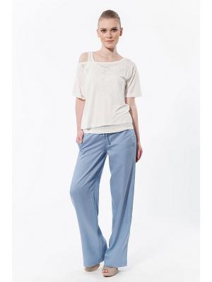 Комплект одежды RELAX MODE. Цвет: голубой