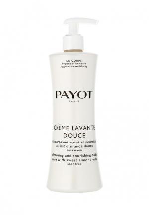 Крем для тела Payot. Цвет: белый
