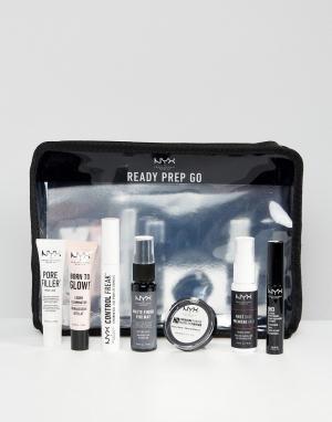 NYX Professional Makeup Дорожный набор для макияжа. Цвет: мульти