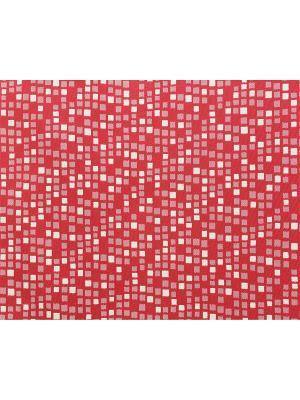 Декоративная подушка Domino Kauffort. Цвет: красный