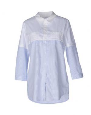 Pубашка NICE THINGS BY PALOMA S.. Цвет: синий