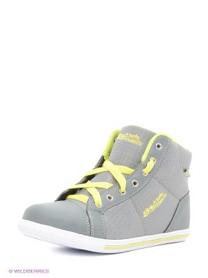 Ботинки San Marko. Цвет: серый