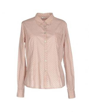 Pубашка PYAAR. Цвет: лососево-розовый