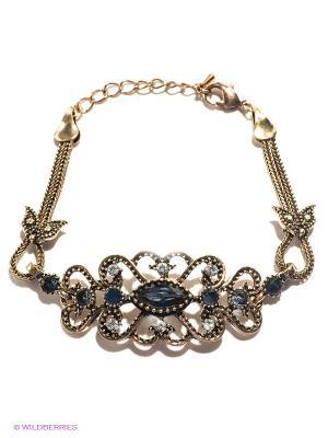 Браслет Lovely Jewelry. Цвет: темно-серый, бронзовый