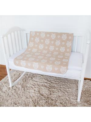Одеяло Baby Nice. Цвет: бежевый