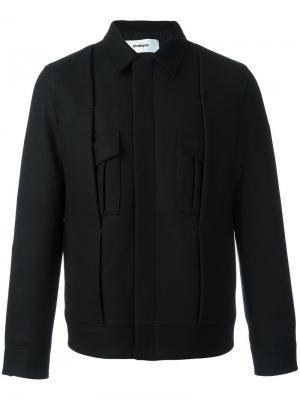 Куртка со складками Chalayan. Цвет: чёрный