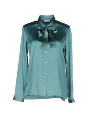 Pубашка ROSSO35. Цвет: бирюзовый