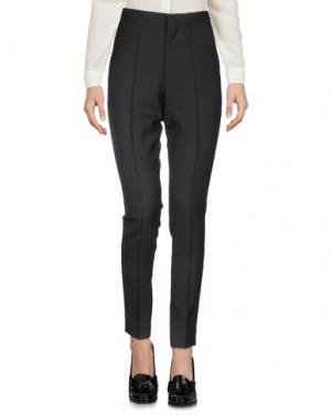 Повседневные брюки HYKE. Цвет: темно-синий