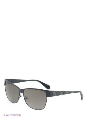 Солнцезащитные очки IS 11-287 18 Enni Marco. Цвет: черный, антрацитовый