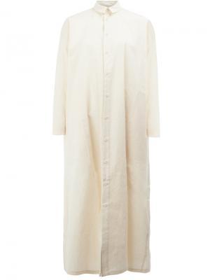 Платье  Draughtsman Toogood. Цвет: телесный
