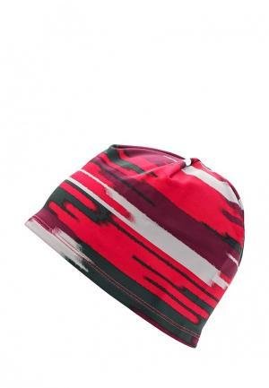 Шапка ASICS. Цвет: разноцветный