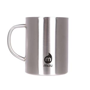 Кружка  Camp Cup Stainless W Black Print Mizu. Цвет: черный