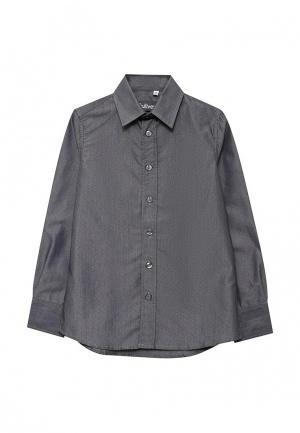 Рубашка Gulliver. Цвет: серый