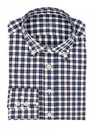 Рубашка VAN LAACK. Цвет: разноцветный