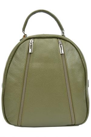 Backpack Isabella Rhea. Цвет: green