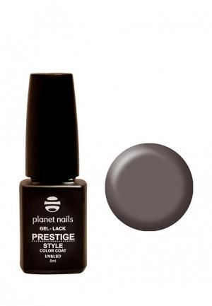 Гель-лак для ногтей Planet Nails. Цвет: серый