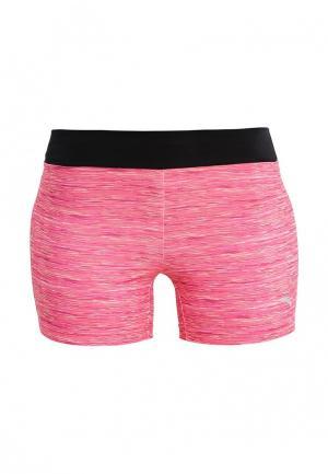 Шорты спортивные Anta. Цвет: розовый