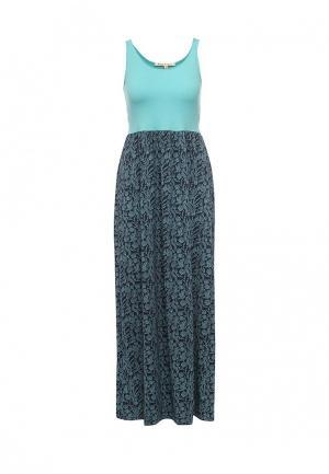 Платье Modis. Цвет: бирюзовый